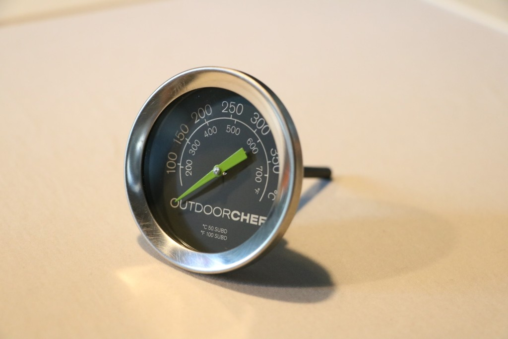Weber Thermometer