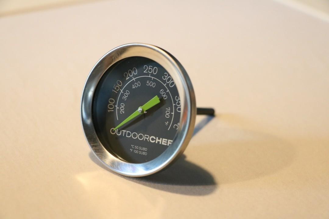 Weber Elektrogrill Mit Thermometer : Weber thermometer nachrüsten