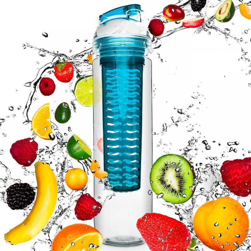 Trinkflasche Sport Fruitbottle